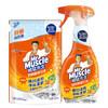 威猛先生 厨房重油污净 清新柑橘双包装455g+420g 强效去油渍污垢 厨房清洁剂 油烟机清洁剂 *2件 37.9元(合18.95元/件)