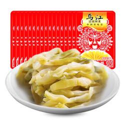 乌江 涪陵榨菜 清淡榨菜丝 15g*30袋