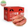 山地蜜薯  新鲜地瓜 烤红薯 甜糯流油蜜薯  净重2.5kg 18.9元