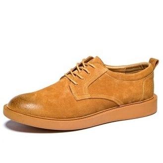 cele 策乐 男士英伦休闲鞋