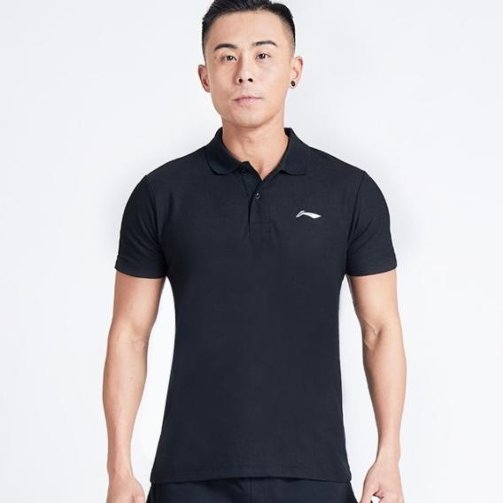 LI-NING 李宁 APLN399 男士POLO衫