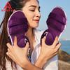 美国悍途沙滩鞋女夏新款海边度假拖鞋防滑减震厚底潜水户外凉鞋女 128元