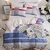 25日0点:百丽丝 水星家纺出品 纯棉四件套 全棉床品 床单款 瑞丽格 1.5米床 150*200cm 99元