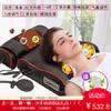 颈椎按摩器颈部腰部背部肩部按摩枕头多功能全身靠垫仪家用 轮双用经典黑 532.8元