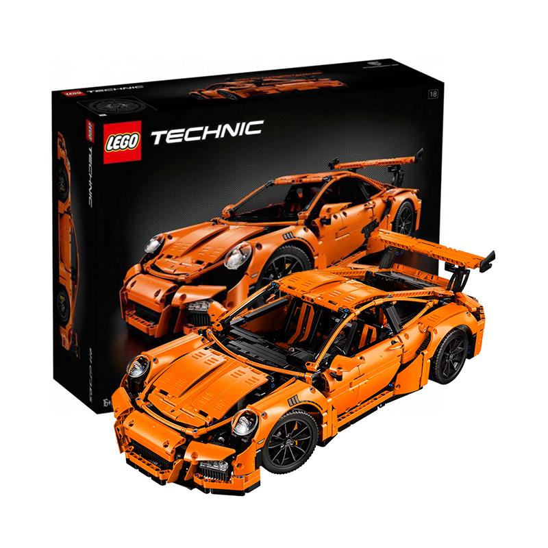 LEGO 乐高 42056 保时捷 911 GT3 RS