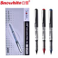Snowhite 白雪文具 PVR-155 直液式走珠笔 12支混色装 *5件