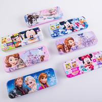 Disney 迪士尼 双层文具盒 多款可选 *3件