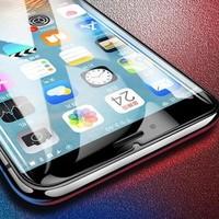 蓝钻贵族 iPhone钢化膜 5-8p 非全屏
