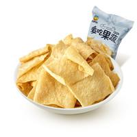 来伊份 休闲零食 薯片山药片 膨化食品 山药脆片32g/袋