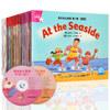 培生幼儿英语预备级第二辑全35册 38.5元包邮(需用券)