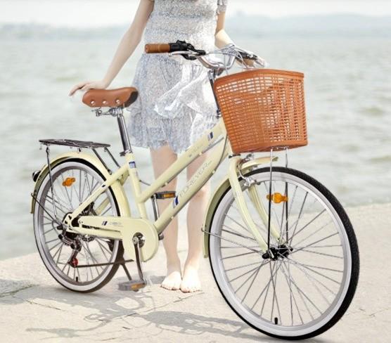 FOREVER 永久 MHNS-11 女子优雅时尚变速通勤车