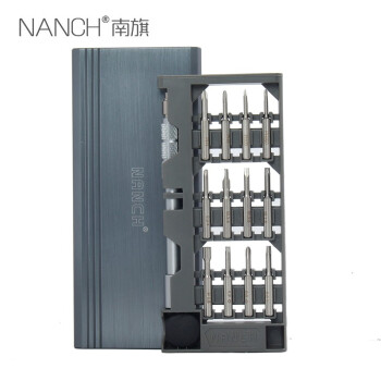 NANCH 南旗 精密组合螺丝刀 24合1组合套装