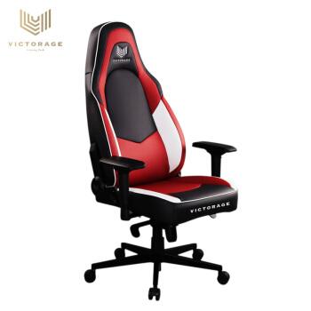 victorage 维齐 V001 电脑椅 游戏比赛电竞椅子 黑红白