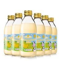 Volksmilch 德质 香蕉口味脱脂牛奶  240ml*6瓶