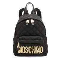 MOSCHINO 76088201 女士尼龙双肩背包 中号
