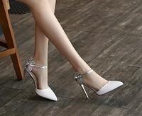 kumikiwa卡米 女士尖头高跟鞋