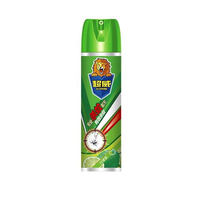 超威 驱蚊气雾剂 600ml/瓶 青柠香