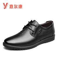 YEARCON 意尔康 男款圆头皮鞋8542ZE97166W-1039