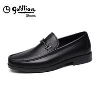 goldlion 金利来 596830192ALB 男士商务休闲皮鞋