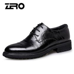 ZERO A73117 男士系带正装皮鞋