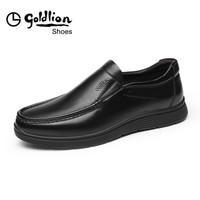 goldlion 金利来 503830152ALB 男士商务休闲皮鞋