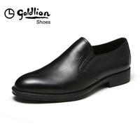 goldlion 金利来 515730731AAB 男士商务休闲皮鞋