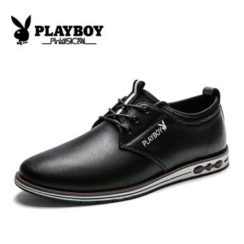 PLAYBOY 花花公子 CX39411 男士休闲皮鞋