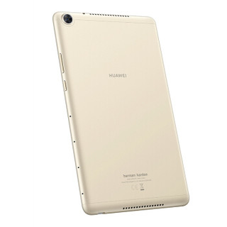 HUAWEI 华为 M5 青春版 8英寸平板电脑 3GB+32GB WiFi版 香槟金
