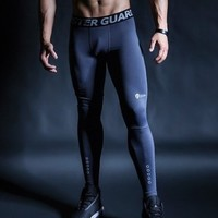 Monster Guardians 12630126208 男子紧身裤压缩裤 *2件