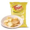 Thins薯片澳洲原装进口薄切膨化大包土豆片175g 9.9元(需用券)