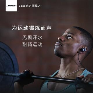 BOSE soundsport 无线蓝牙耳机 (通用、后挂式、蓝色)