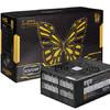振华(SUPER FLOWER)额定1000W LEADEX G 1000 电源 黑色款 (80PLUS金牌/全模组/智能温控/十年质保) 1119元