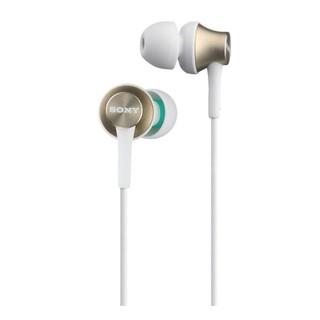 清澈人声展现  SONY 索尼 MDR-EX450 入耳式动圈耳机