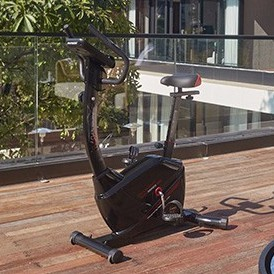 HARISON 汉臣 SHARP B6 家用磁控智能健身车