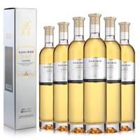 MOGAO 莫高 滴晶冰白葡萄酒 (箱装、11%vol、6、500ml)