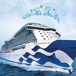 暑假航次!盛世公主号 上海-日本鹿儿岛-上海5天4晚邮轮游