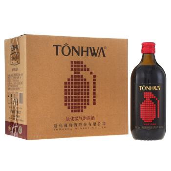通化 微气泡露酒 (箱装、7%vol、6、500ml)