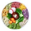 送龙须面 彩色面条 7种蔬菜杂粮面条组合 450g*7袋 *7件 34.9元(需用券)