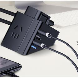 PHILIPS 飞利浦 小飞USB智能插座/插线板 线长 1.5米