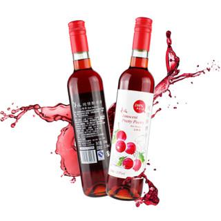 丰收 山楂酒 (瓶装、13.8%vol、500ml)