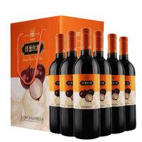 丰收 洋葱红酒含28%洋葱汁 (箱装、11.5%vol、6、750ml)