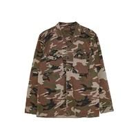 ZARA 06917455505 男士迷彩衬衫外套
