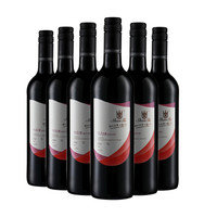 Shan Tu 山图 波尔多AOP级干红葡萄酒 (箱装、13%vol、6、750ml)