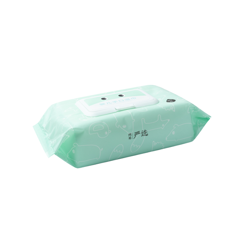 YANXUAN 網易嚴選 嬰幼兒手口濕巾 (80片)