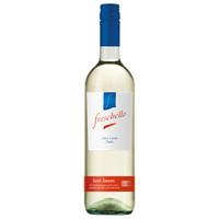 弗莱斯凯罗(Freschello)白葡萄酒半甜型750ml瓶装 意大利原瓶进口白葡萄酒 *4件