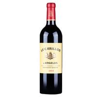 Velbon 金钟 干红葡萄酒/红酒法国圣埃美隆产区 (瓶装、12.5%vol、750ml)