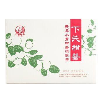 下关沱茶新会柑普茶 90g/盒(5-6颗)