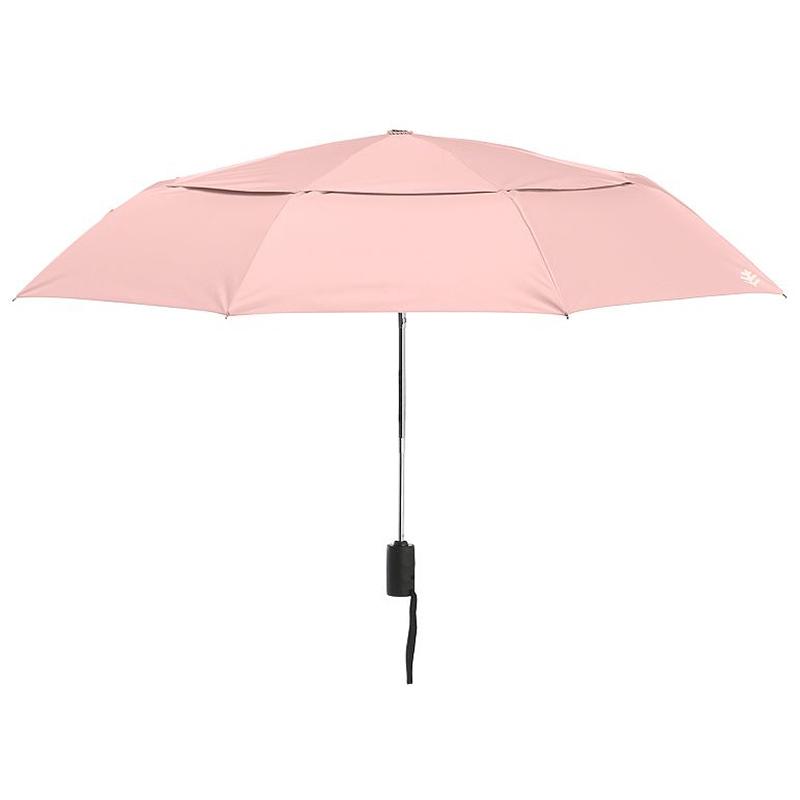 Coolibar 防紫外线折叠伞 (三折、UPF50+、09900、450g、粉色)