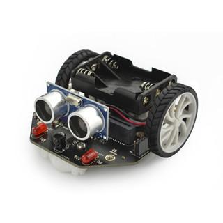 DFRobot 麦昆: micro:bit 编程教育机器人 (ROB0148)