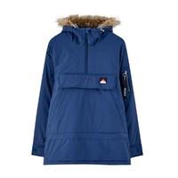 PULL&BEAR 09712560 男士毛领套头风衣冲锋衣保暖加厚外套